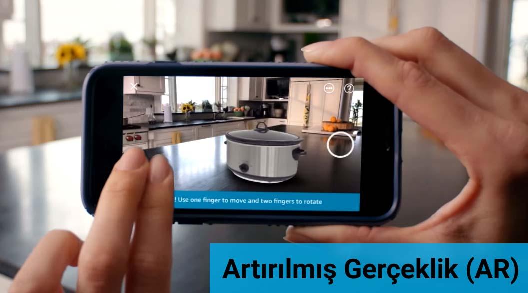 Artırılmış Gerçeklik Uygulamaları ve AR Teknolojisinin Geleceği